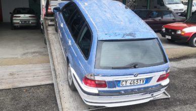 BMW Polizia